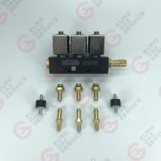 Рампа форсунок DIGITRONIC 3цил. TYPE30 3Ом 30.EVG.99