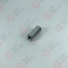 Гайка соеденительная М10 под 6мм трубку ⟨муфта⟩
