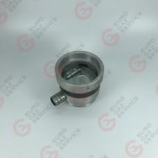 Смеситель с защитным клапаном 62мм ХЛОПУШКА SMI62